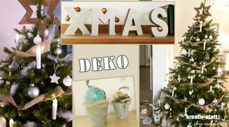 VLOG Weihnachten 2017 – Baum schmücken und Zimmer dekorieren.