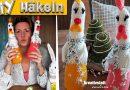 DIY Häkeln – GratisAnleitung Henne / Huhn – ideal auch für Anfängerinnen
