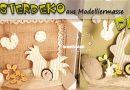 DIY – Osterdeko mit Modelliermasse selber machen