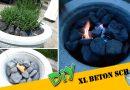 DIY – XL Beton Schale gießen