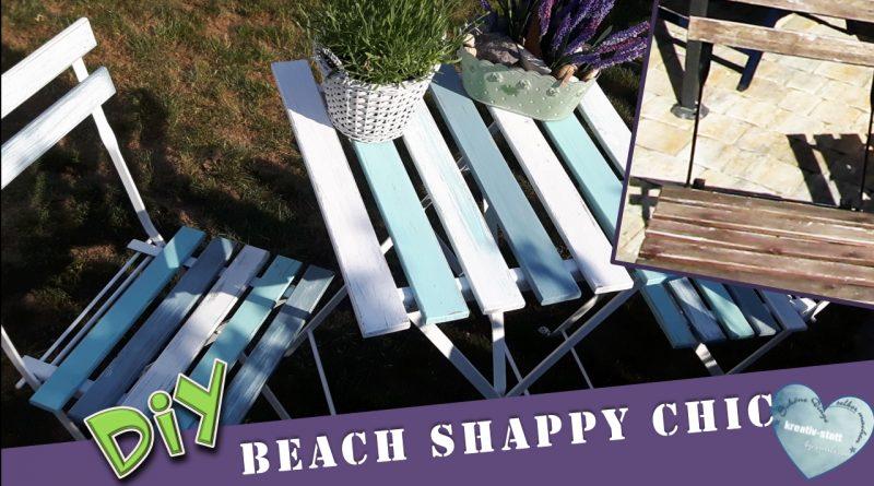 DIY – Beach Shabby Chic   Vintage   Möbel aufbereiten