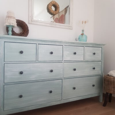 Kommode streichen im French Country Look | IKEA Hack