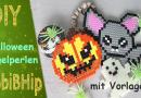 DIY Halloween mit Bügelperlen